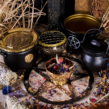 Witchcraft Supplies
