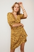 Rae Mini Wrap Dress