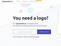 https://logomaster.ai/ website
