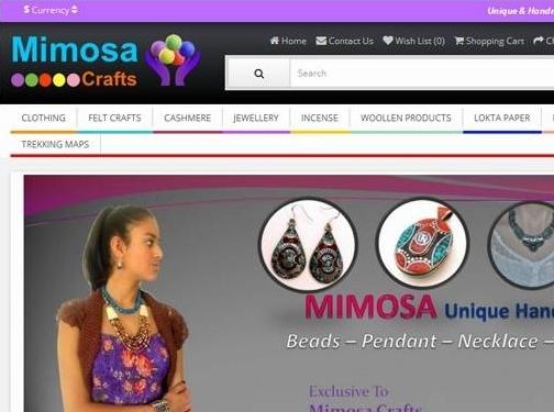 https://www.mimosacrafts.com.au/ website