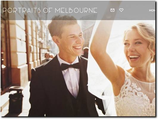 https://www.portraitsofmelbourne.com.au/ website